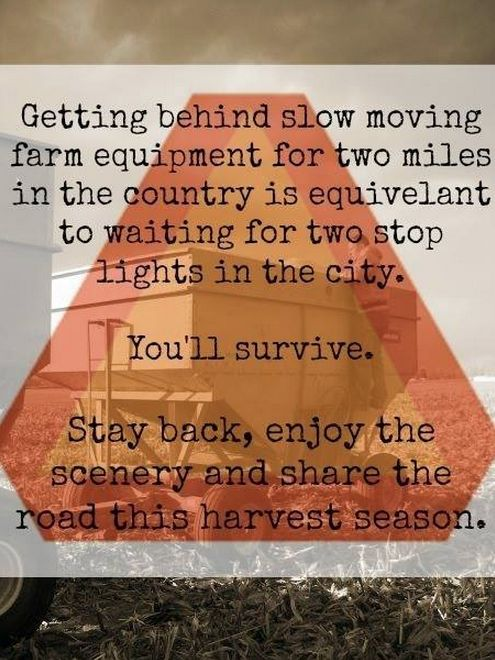 Big Slow Moving Tractor Sign : Best images about farm life on pinterest country