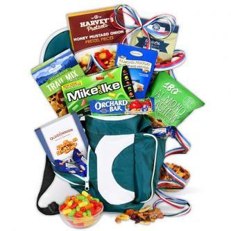 Golf Gift Basket | whatgiftshouldiget.com