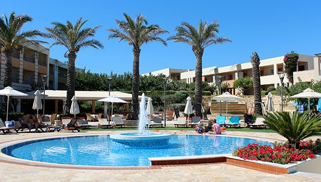 Cretan Dream Royal i Grækenland. Se mere på www.bravotours.dk @Bravo Tours #BravoTours #Travel