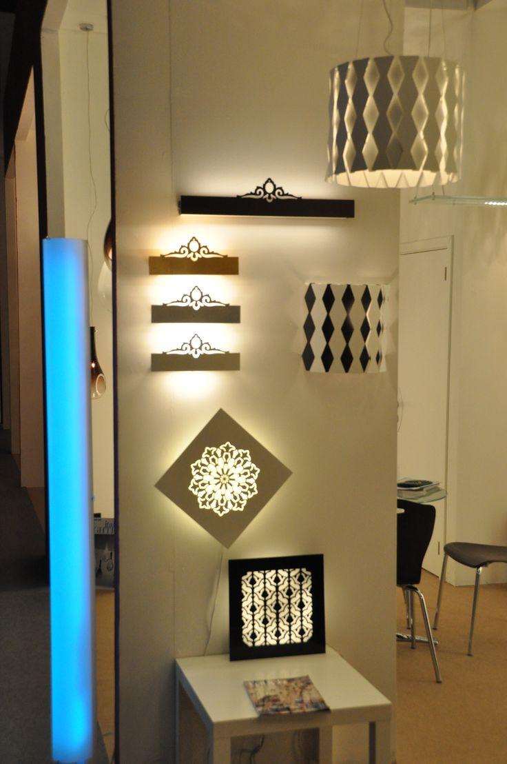 Selene Illuminazione at #IndexDubai 2011