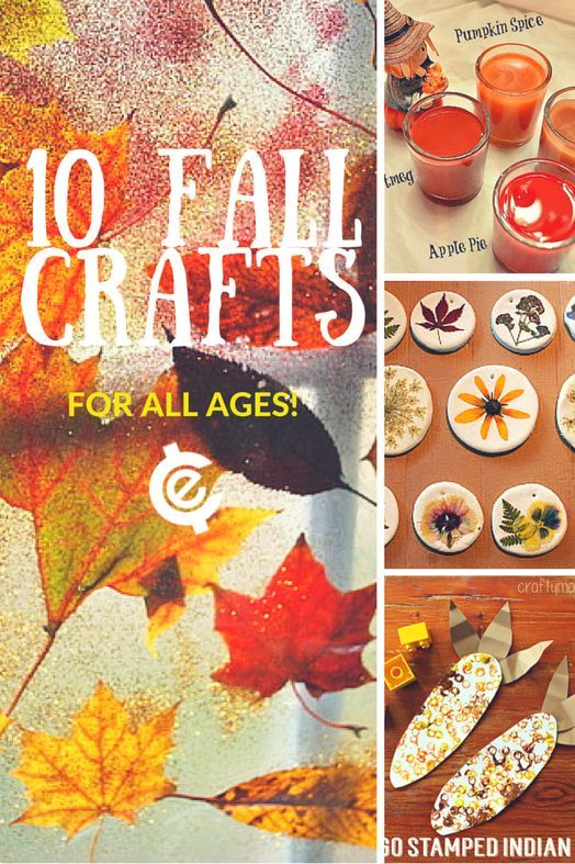 Fall activities for school age sensory play science and for Arts and crafts for school age
