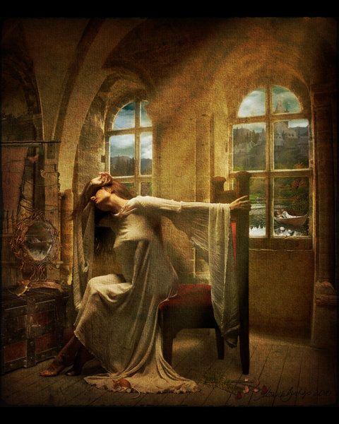 113 best Lady of Shalott images on Pinterest