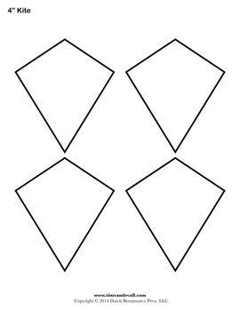 Kite Outline