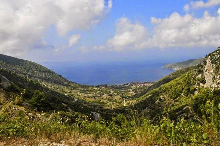 Długa podróż z dzieckiem Travel on around the Croatia, Vis Island