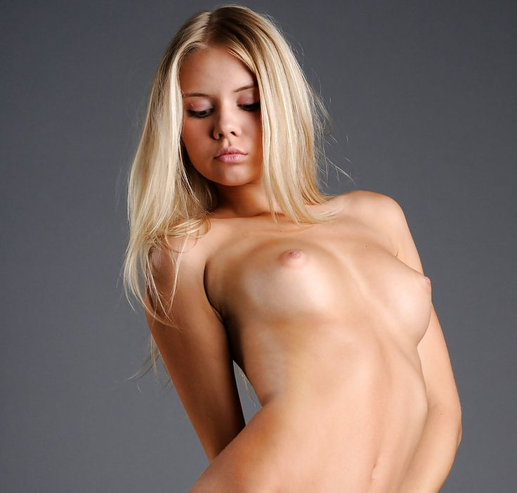 Blond Teen Boobs 88