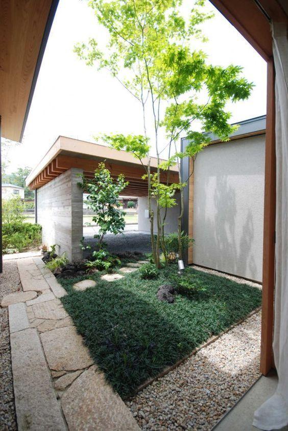 Pinterest  Jardim mediterrâneo, Designs modernos de jardim e Gramas