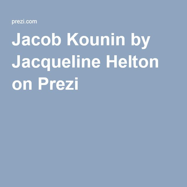 Jacob Kounin by Jacqueline Helton on Prezi