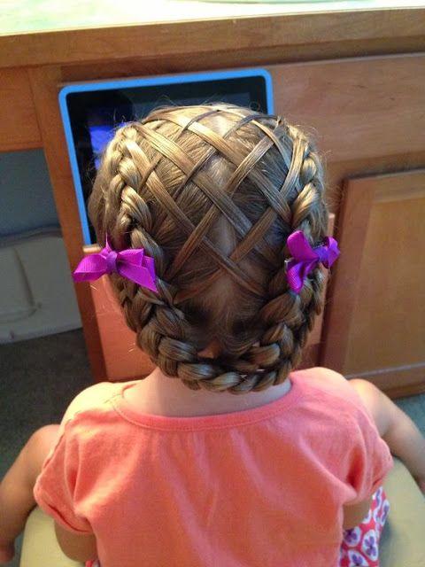 Impressive Basket Weave Braids!!!