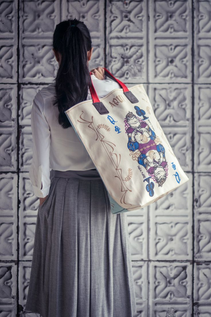 Prinicipia Tote of Aqua Kingdom. Check out our blog.
