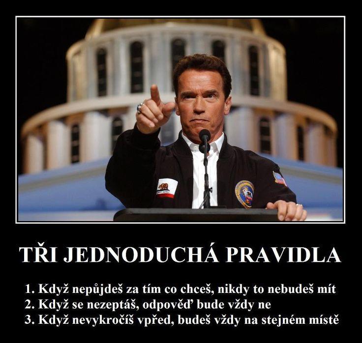 ludmilka.estranky.cz - Pravidla, rady, zásady - Tři jednoduchá PRAVIDLA a šest tajemství ÚSPĚCHU