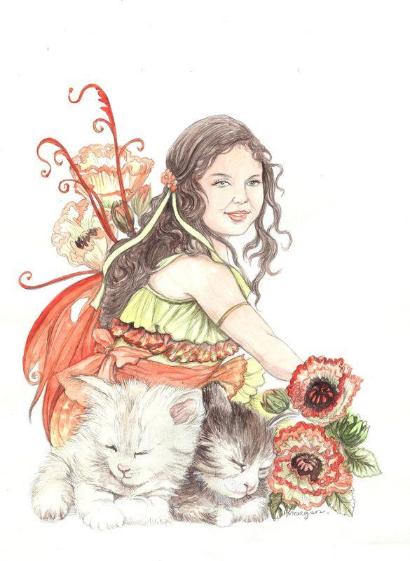 Fairy Children realm - Morgans Fae World