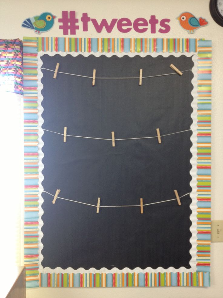 "Great way to display writing! Bulletin Board ideas, ""#tweets""  Tweet awsome work or something just as you would on Twitter / FB etc"
