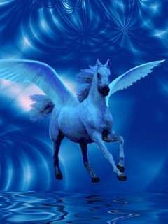 pegasus | 240X320 pegasus 240x320 free wallpaper screensaver download id 74894 ...