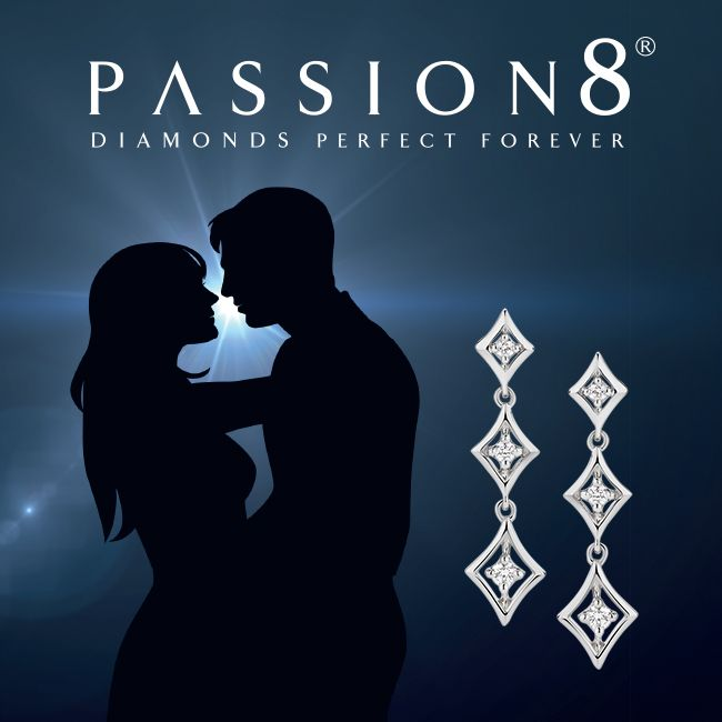 Passion8 Diamonds, perfect forever! Available at York Jewellers.