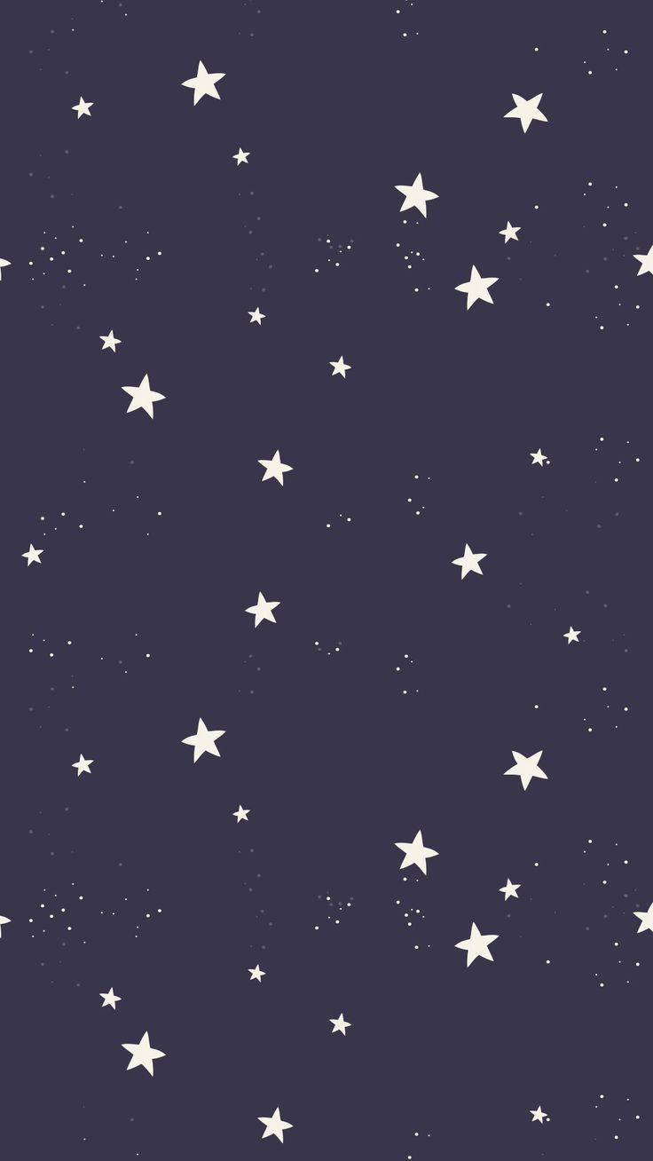 Simple Stars Pattern iPhone 6 wallpaper