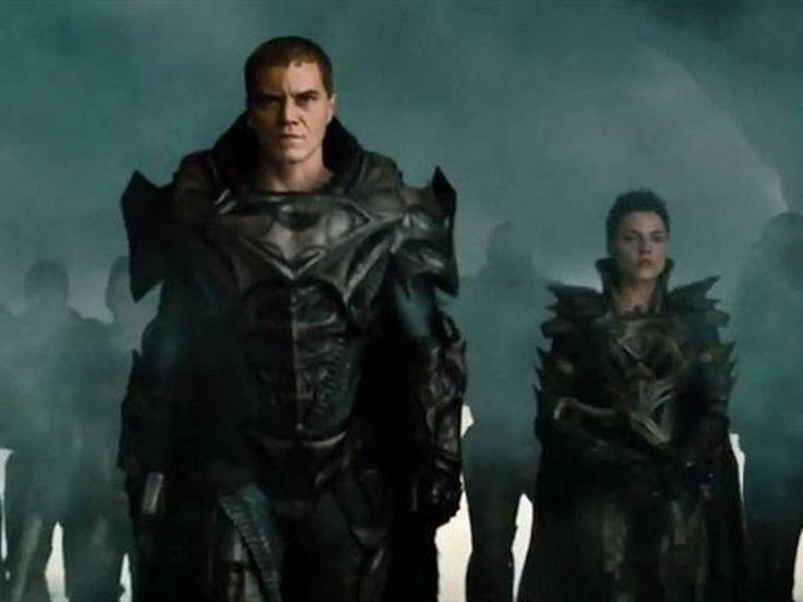 General Zod, Faora - Man of Steel