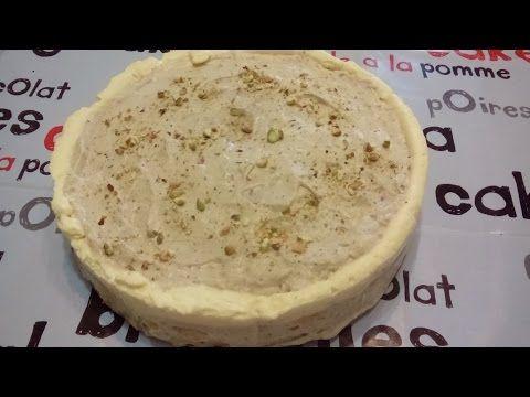 Torta vaniglia e pistacchio di Iginio Massari   pasticci con fantasy in cucina - YouTube