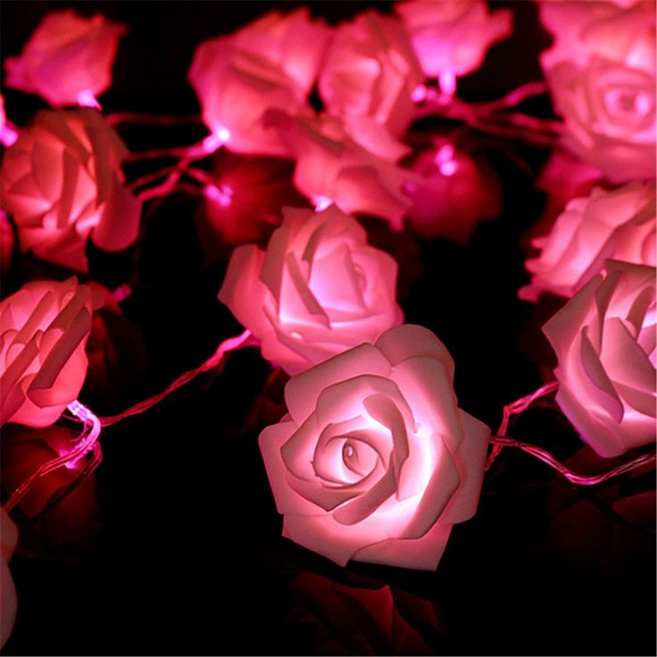 Led Rose String Lights : 25+ best ideas about Curtain wire on Pinterest Wooden pergola, Wooden canopy and Wire covers