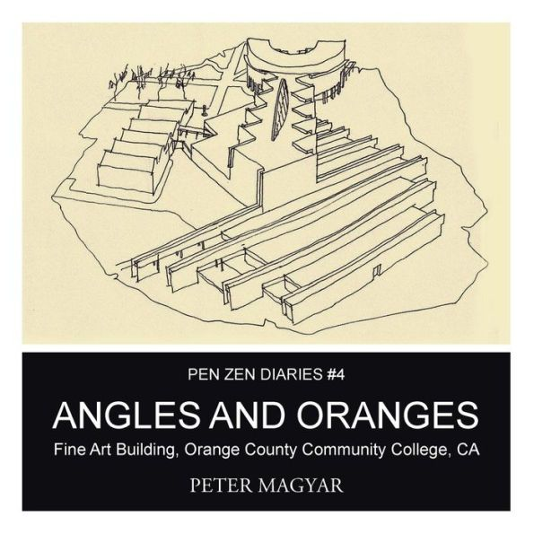 Angles and Oranges: Fine Art Building, Orange County Community College, CA