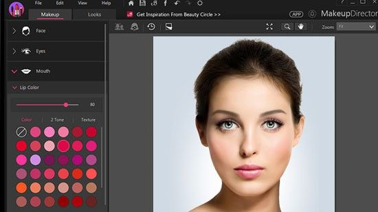 MakeupDirector - Using Virtual Makeup On-Set | CyberLink Learning Center