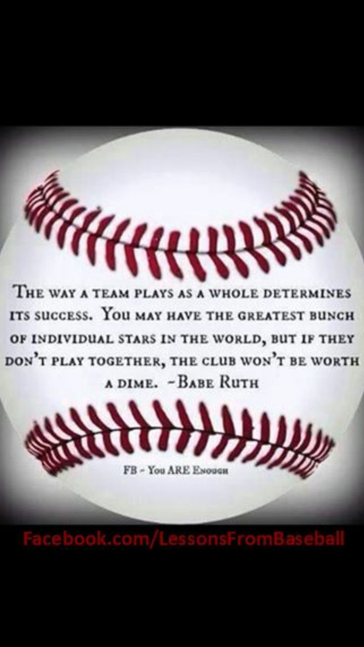 Baseball Quote 64 Best Quotes Or Words To Liveor Inspiration Images On