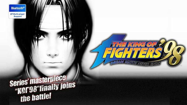 The King of Fighters '98 Dirilis di Android dan iOS, Setidaknya Ini Bukan Rhythm Game!