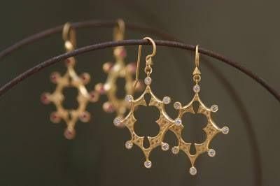 Cathy Waterman earrings