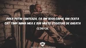 Imagini pentru versuri hip hop cedry2k