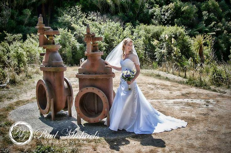 Hayley at Zealandia. New Zealand #wedding #photography. PaulMichaels of Wellington www.paulmichaels.co.nz