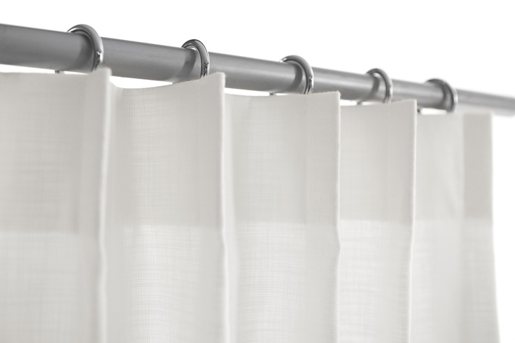 Vadain's single pleat drapery for a sleeker look. View the exclusive line with a Budget Blinds consultant today.