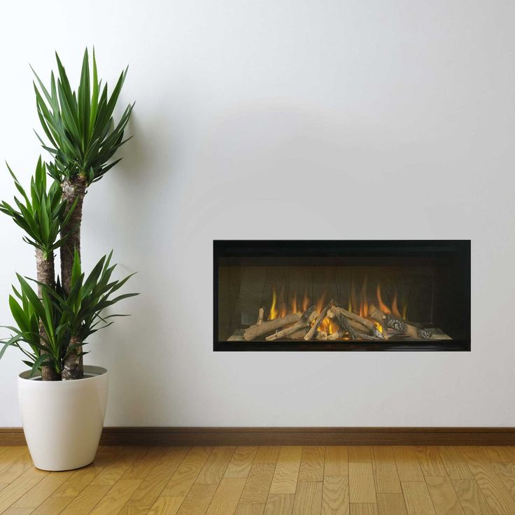 Evonic fires e700gf hole in the wall electric fire in 2020