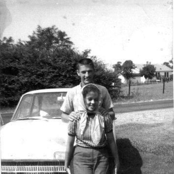 Phil & Miss Kay Robertson when they were dating.  founders of duck dynasty