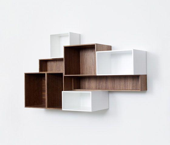 Librerías | Almacenamiento | Cubit shelving system | Cubit. Check it out on Architonic