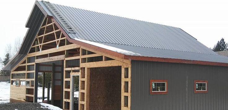 pole+building+kits+spokane Discount Lumber