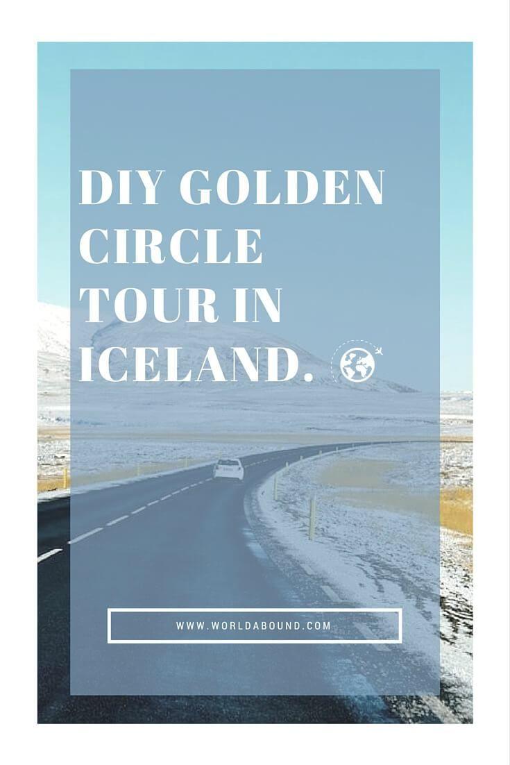 DIY Golden Circle Tour | Iceland | Road Trip