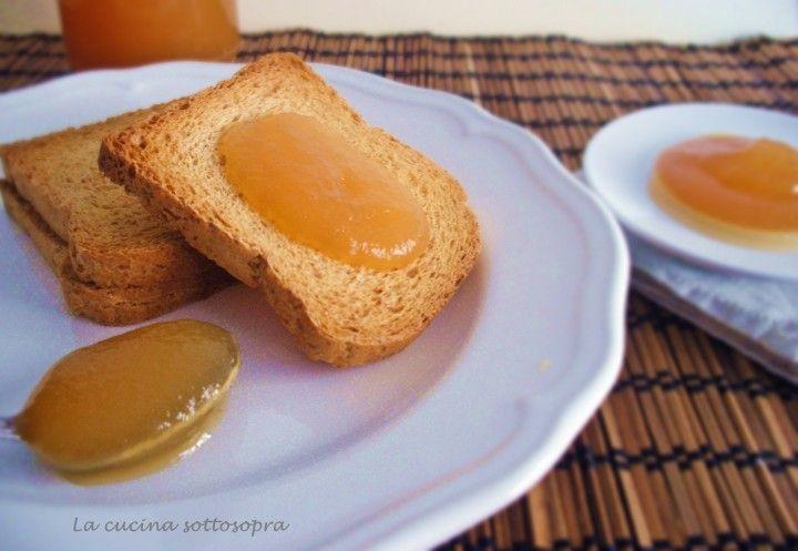 Marmellata di mele con e senza Bimby
