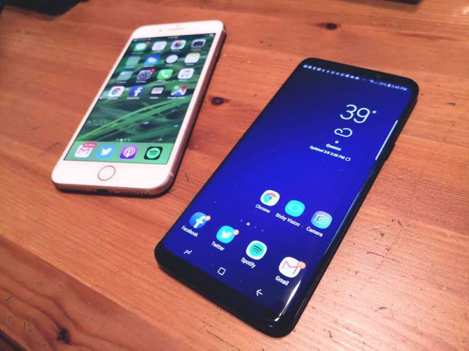 Android beats iOS in smartphone loyalty study finds