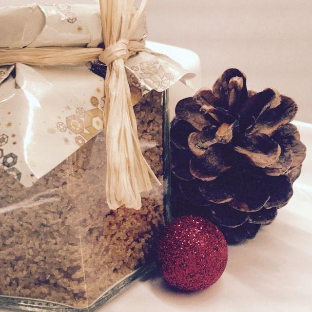 ajándék DIY narancs karácsony gasztro tél