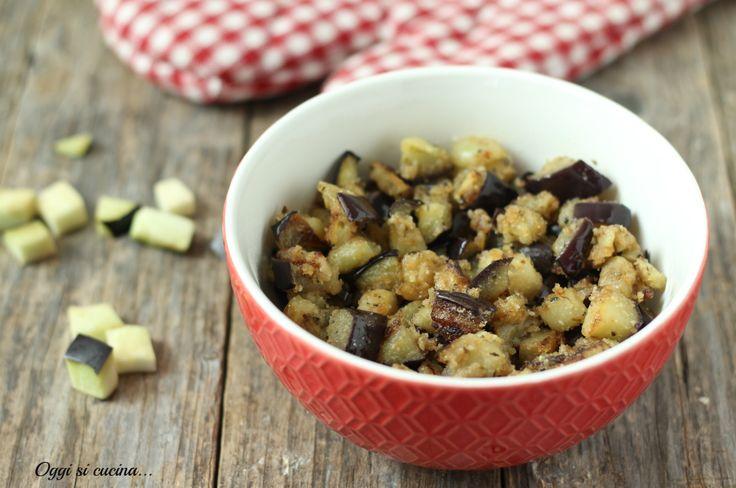 Le melanzane sabbiose sono un'alternativa alle classiche patate, sono cotte in padella, quindi non servirà accendere il forno.