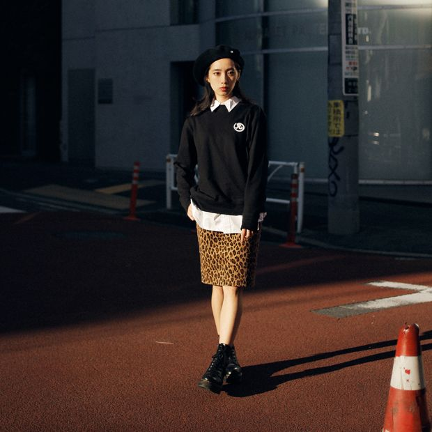 ドロップスナップ!中田クルミ (なかだ くるみ), モデル / 女優 (アソビシステム) | droptokyo