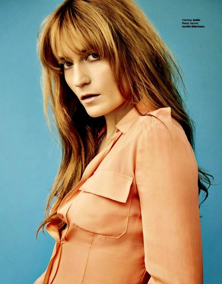 Florence welch vagina