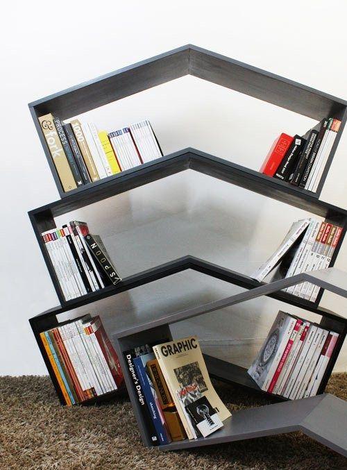 Different Bookshelves 4772 best unique bookshelves images on pinterest | bookcases, book