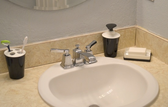 Moving On Up My Moen Boardwalk Bathroom Faucet Installation Review Faucets Posts And Bathroom