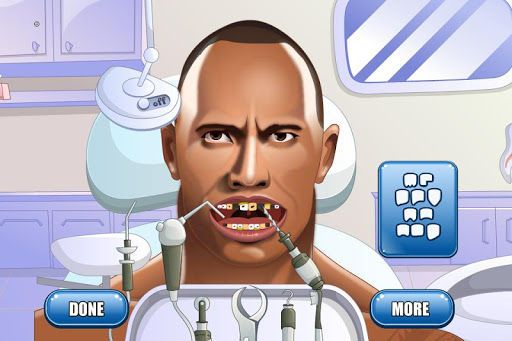 The muscular man has some bad tooth problems and in this new dentist game you will need to try your best to fix them. We all know that it is hard to work out in the gym and eat clean at home but this does not mean that you should neglect your teeth. Show  http://reviewscircle.com/health-fitness/dental-health/natural-teeth-whitening/