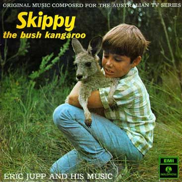 Skippy the bush kangaroo has been an Australian icon for children all over the world.