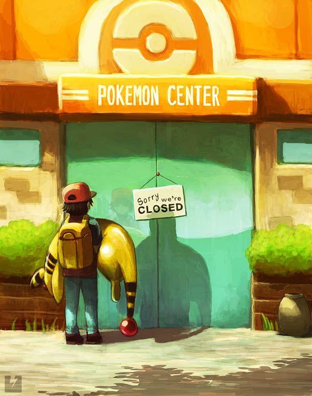 """""""YO VIDEOGAMES!"""", ou les illustrations de Ry-Spirit inspirées des jeux vidéos et dessins animés !"""