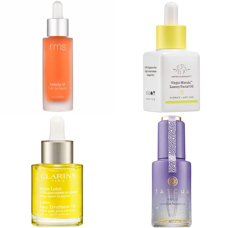 The 8 Best Face Oils for Every Skin Type #faceoil #skincare #beauty http://pampadour.com/the-8-best-face-oils-for-every-skin-type/