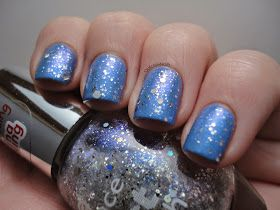 Dutchie Nails: Essence Icy Fairy