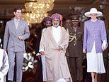 Prince Charles travels to Oman to attend the first of three days of mourning for Sultan Qaboos