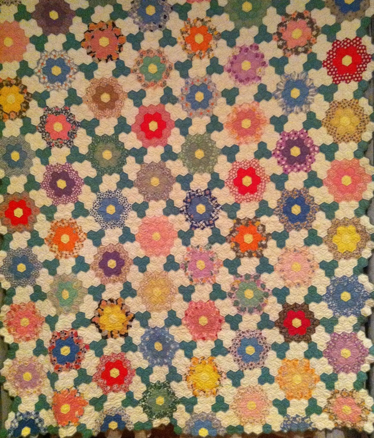 17 Best Images About Vintage Quilts On Pinterest